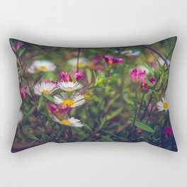 I dream in colors Rectangular Pillow