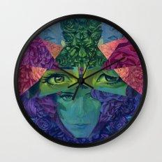 Rebecca Wall Clock