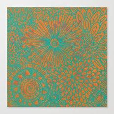 Linear No. 4 Canvas Print