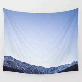 Daylight Moon Ridge Wall Tapestry
