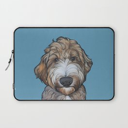 Seamus the Labradoodle Laptop Sleeve