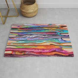 Tuesday Morning Leftovers Rug