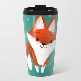 Fox in the wood Travel Mug