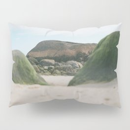 Mossy Rocks Pillow Sham