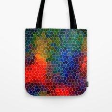 Abstract Mosaic 3 Tote Bag