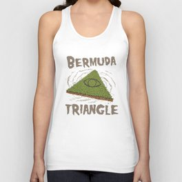 Bermuda Triangle Unisex Tank Top