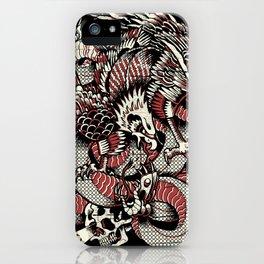 wreckage iPhone Case