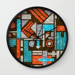 American Confusion Wall Clock