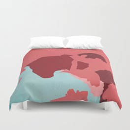 Gone Duvet Cover