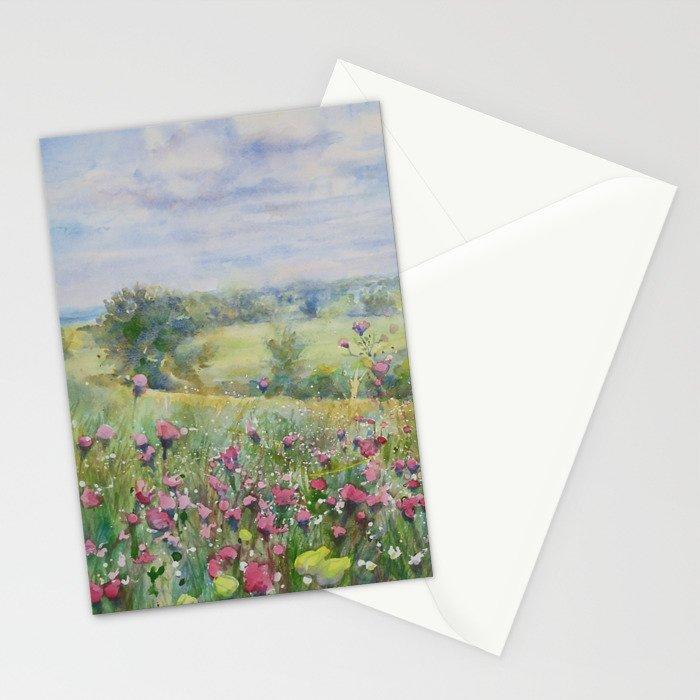 Landscape Germany Stationery Cards