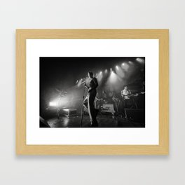 La Roux Framed Art Print