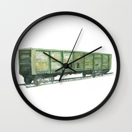 Carriage Wall Clock
