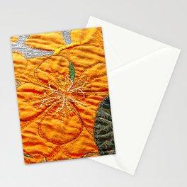 Nasturtiums I Stationery Cards