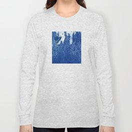 cyano spire Long Sleeve T-shirt
