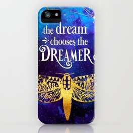 Strange The Dreamer - Laini Taylor iPhone Case