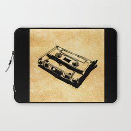 Retro Cassette Tape Laptop Sleeve