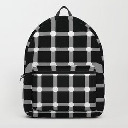 Optical illusions Backpack