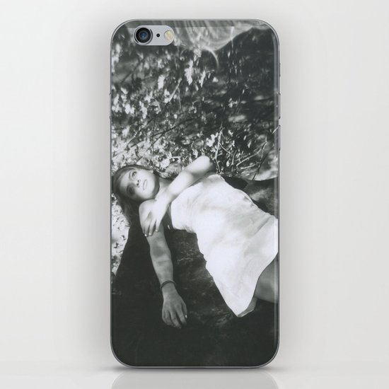 I can feel you all around me. iPhone & iPod Skin