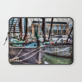 Thames Sailing Barges Laptop Sleeve