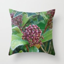 Holly I Love You Throw Pillow