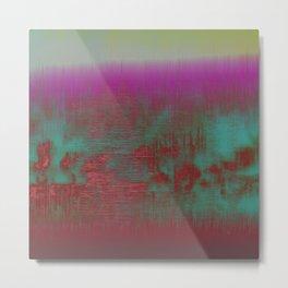 Spatial Factor 202 / Texture 30-10-16 Metal Print