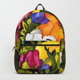 Sweet Peas Backpack