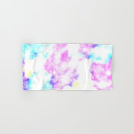 Cotton Candy Hand & Bath Towel