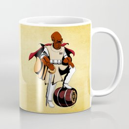 Captain Ackbar Coffee Mug