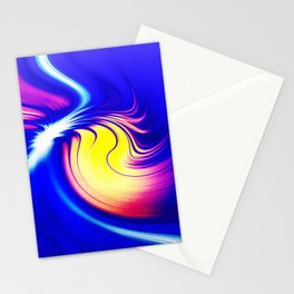 Abstract 144 Stationery Cards