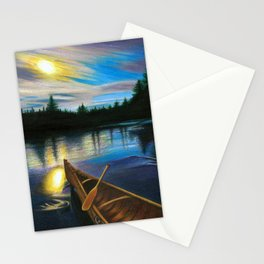Midgard By Boat Stationery Cards