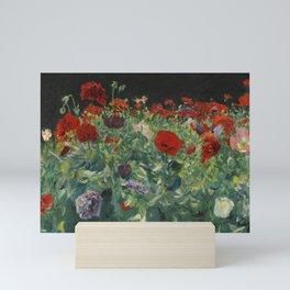 "John Singer Sargent ""Poppies"" Mini Art Print"