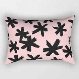 Secret Buttholes - PINK Rectangular Pillow