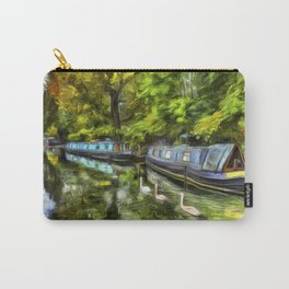 Little Venice London Art Carry-All Pouch