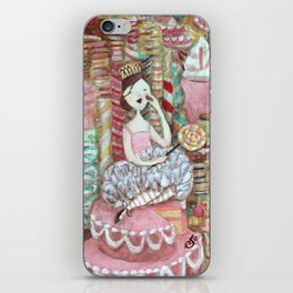 Lost in the Sweets iPhone Skin