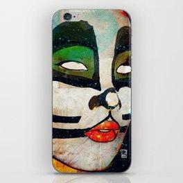 Kiss/Peter Criss/Catman/Dirty Livin' iPhone Skin