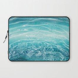 Blue Ocean Dream #1 #water #decor #art #society6 Laptop Sleeve