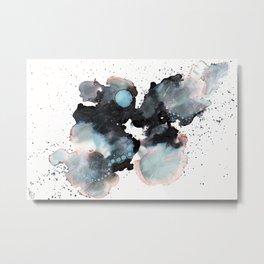 galactic clouds Metal Print