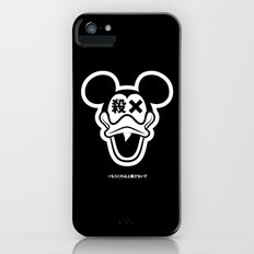 Mickey Duck iPhone (5, 5s) Slim Case