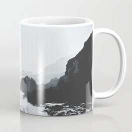 Sea Waves Seascape, Ocean Waves Photography, Sea Coast, Sea Beach Tapestry, Pillow etc Coffee Mug