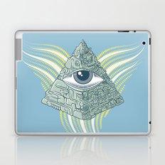 Spiritual resolution Laptop & iPad Skin