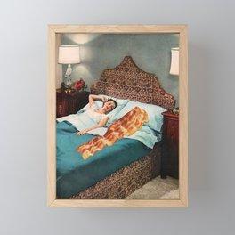 Relationship Goals Framed Mini Art Print
