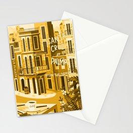 Santa Cruz de la Plama #onthedraw Stationery Cards
