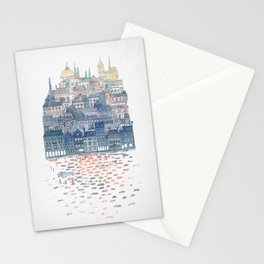 Serenissima - Venice in the Evening Stationery Cards