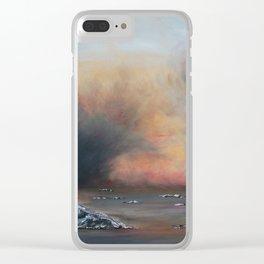 Iceland-GerlindeStreit Clear iPhone Case