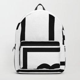 Virgo sign Backpack