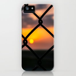 Chainlink Sunrise iPhone Case