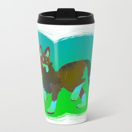 LOL Horizontal Metal Travel Mug