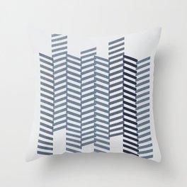 DENIM JEANS Throw Pillow
