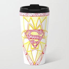 Supermandala Travel Mug