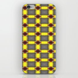 Acquitted Wallow Pattern 1 iPhone Skin